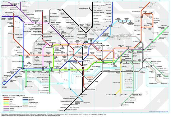 Tube-map-in-german