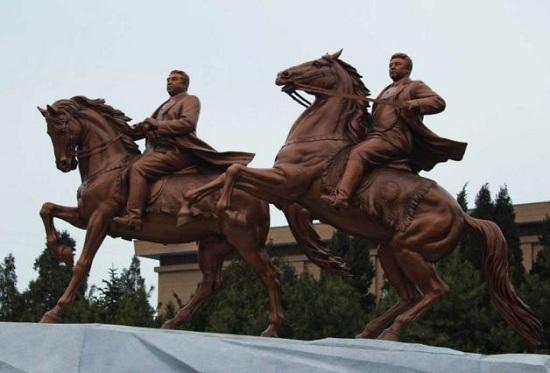 Kims-horseback