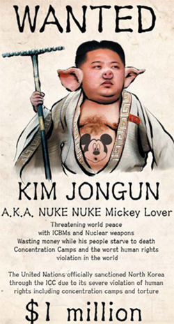 Kim-cartoon