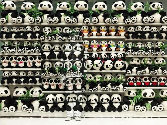 Liu_Bolin_Panda