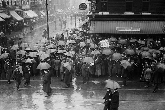 Manhattan 1909