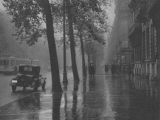 Brussels, Belgium, 1937. By Léonard Misonne