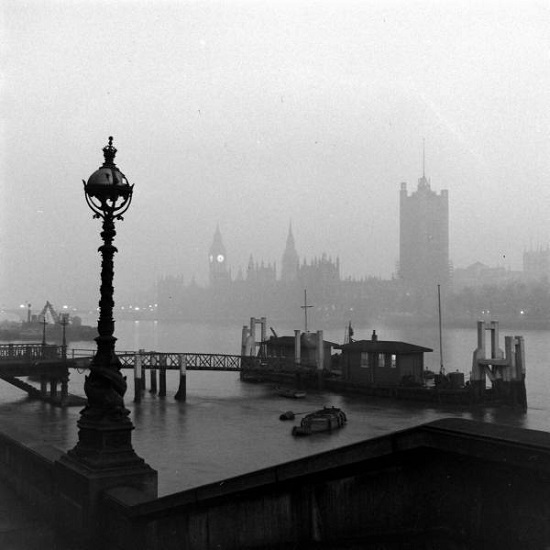 London 1947 Photo - Anthony Linck a. Hans Wild2