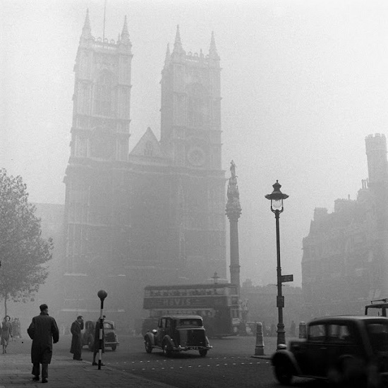 London 1947 Photo - Anthony Linck a. Hans Wild