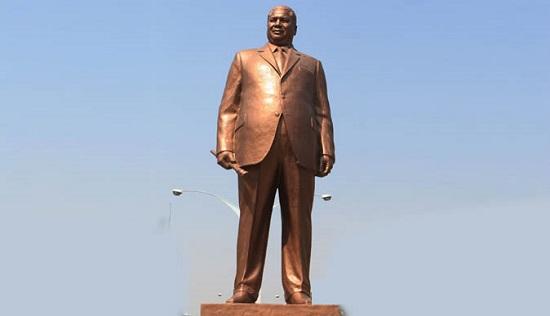 Nkomo-statue