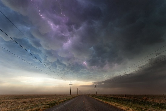 Storm-texas panhandle