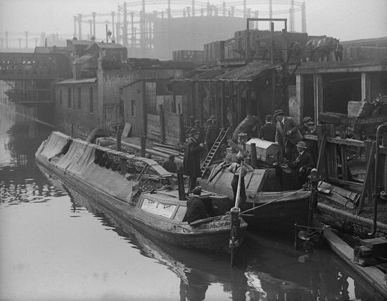 Coal-regent's canal