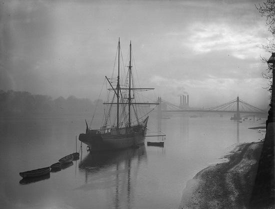 Battersea -boat