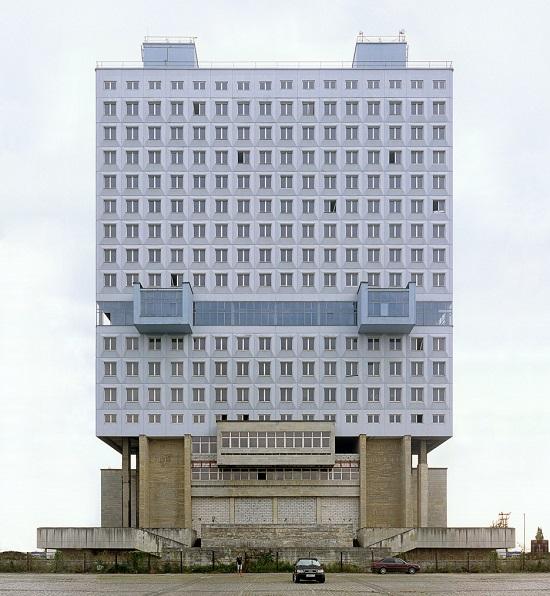 House of Soviets, Kaliningrad, Russia, 2011