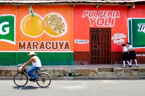 Nicaragua-bike