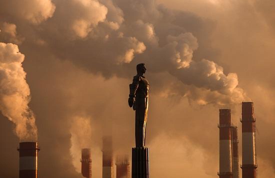 Moscow-smoke