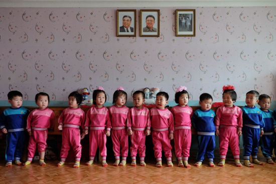 North-korea-orphanage
