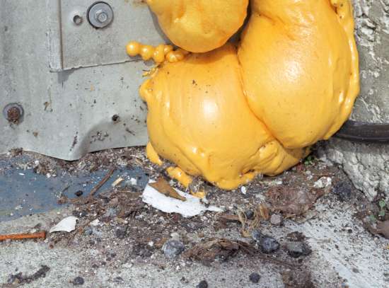 Fraser-Yellow-Polystyrene.MATERIAL