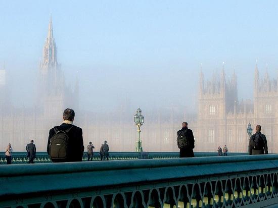 Westminster-fog