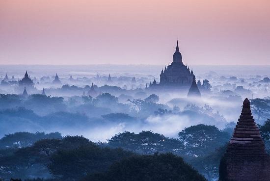 Burma-dawn