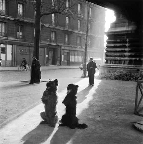 Robert Doisneau - Paris, 1940s-50s (2)
