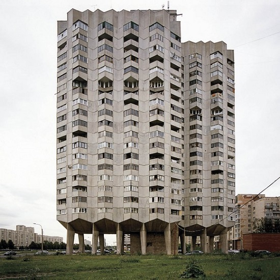 Residential Tower, Saint Petersburg, Russia, 2007
