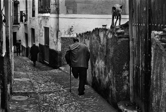 Koudelka-granada,1971