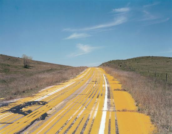 Peter-brown-yellow-road