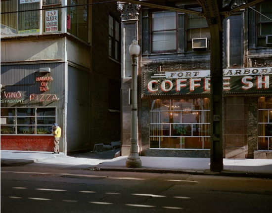 Wayne-Sorce-Fort-Dearborn-Coffee-Chicago-1977