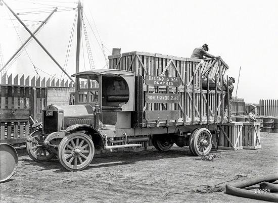 Mick Hartley Bay Area Trucks
