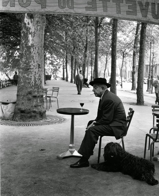 Robert Doisneau - Paris, 1940s-50s (19)