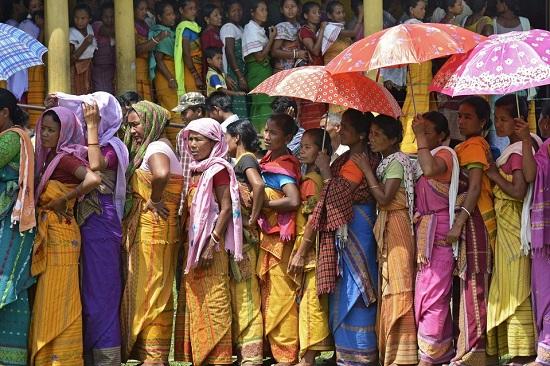 Assam-vote
