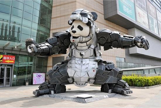 Iron-panda
