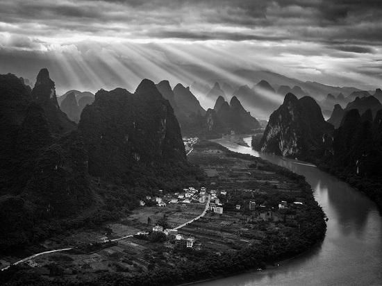 Xianggong-hill-china