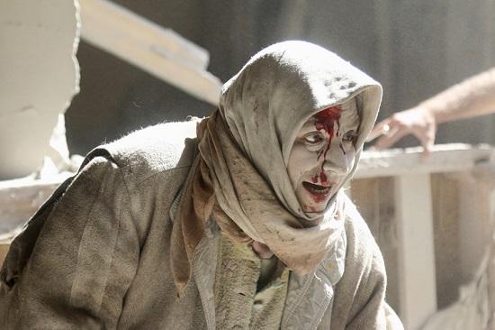 Aleppo-woman