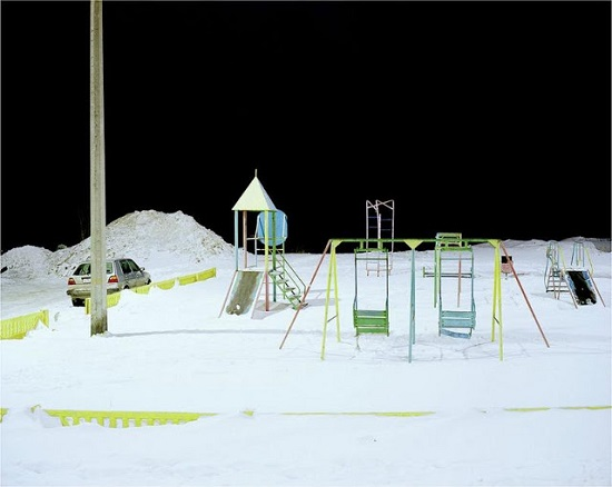 Alexander-gronsky-less-than-one-abandonded-playground