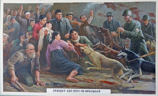 DPRK_Museum_painting_2