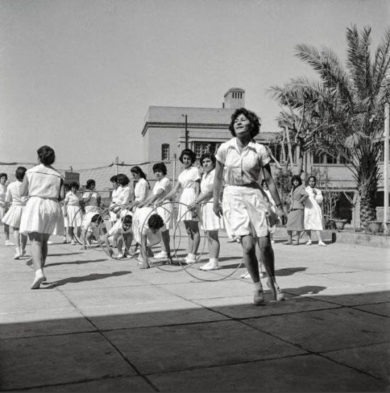 Latifalani-Al Aqida  High School  Baghdad  1961
