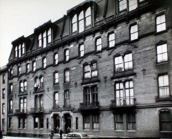 Abbott-Oldest-apartment-house-in-New-York-City-142-East-18th-Street-Manhattan