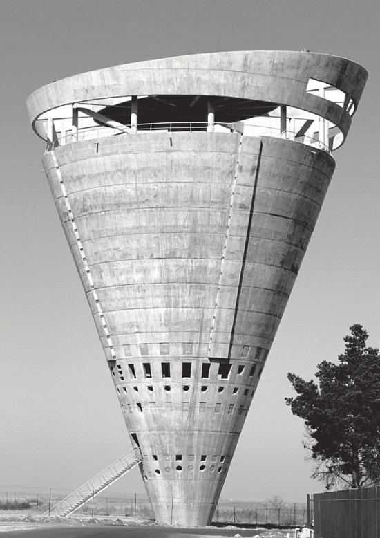 Brutal-water-tower