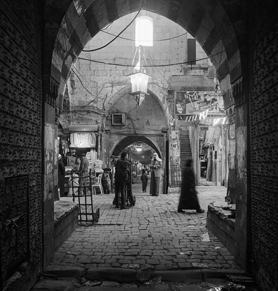Suq-AleppoSyria-2003