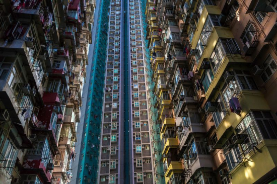 Hongkong-towers