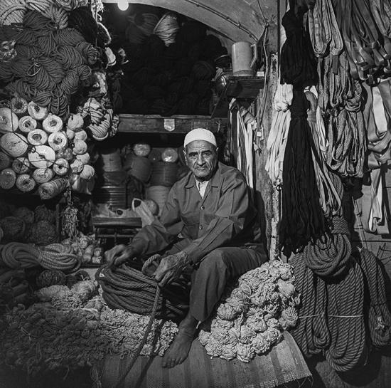 Abdel-rizaq-Bakir-Ropemakers-Suq-Aleppo-Syria