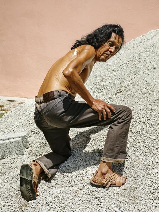 The bricklayer  Oaxaca de Juárez  2018