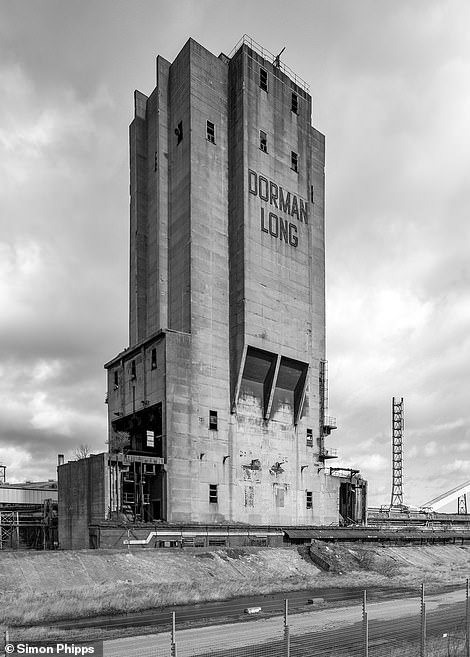 Brutal-north-Dorman_Long_Tower_in_Middlesbrough